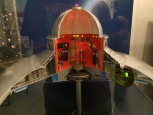 UFOの模型