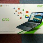 Googleの新しいデバイス Chromebook