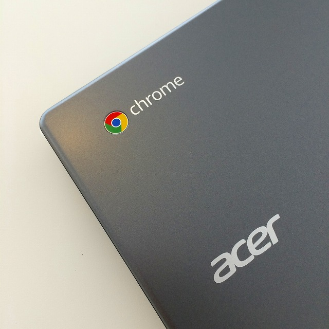 「A NEW TYPE OF COMPUTER」 Chromebookは使えるか?(前編)