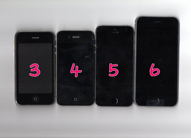 iPhone6ファーストレビュー