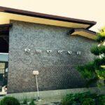 雨の化石(阿南町化石館)