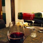 ミルポワのワイン会
