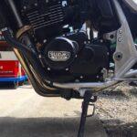 エンジンカバーボルトの交換