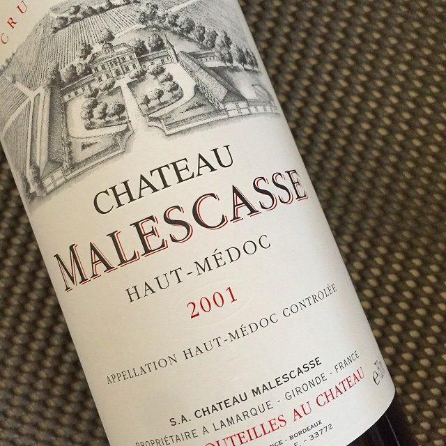 CH.MALESCASSE 2001