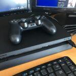 買っちゃったぁ、新型PS4