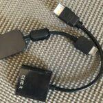 [0950] HDMI-VGA変換で失敗