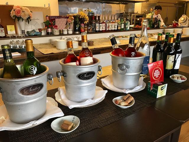 [0972] はじめての 塩尻ワインの会 Spring!