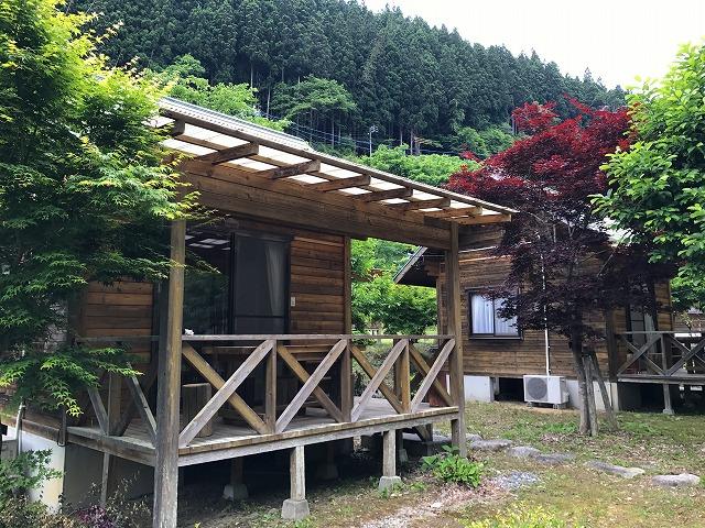 [1026] おきよめの郷 森のコテージ