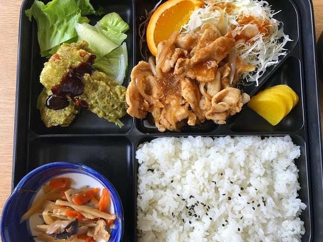 [1099] ゆたかの昼定食