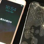 iPhoneクラッシ、そして復元②