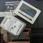 ノートPCのHDDをSSDに交換したら、爆速!!②