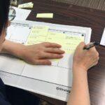 辰野町創業塾、事業プランを考える