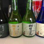 日本酒のテイスティング