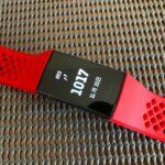 Fitbitのバンド交換