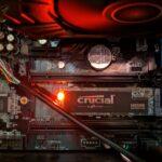 仕事用パソコンの強化①M.2 SSD