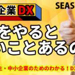 【DX・テレワーク入門】わかる!DXシリーズ DXをやるにあたっての国の支援 シーズン1-2 #kenf500